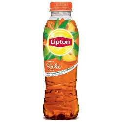 Lipton Ice Tea pêche Pet 50cl en stock