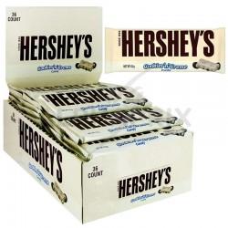 Cookies n cream bar 43g Hersheys en stock