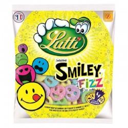 ~Smiley fizz sachets 90g Lutti en stock