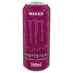 Monster Punch MIXXD boîte 50cl en stock