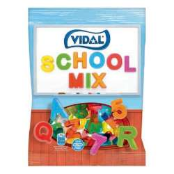 Sachet 100g School Mix Vidal