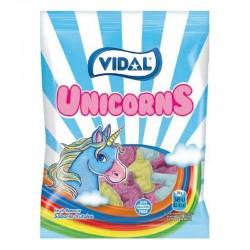Sachet 100g Unicorns (Licorne) Vidal en stock