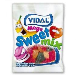 Sachet 100g Mega Sweet Mix Vidal en stock
