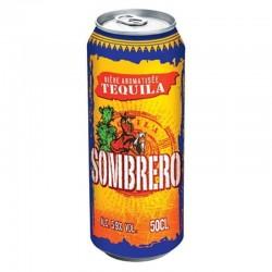 Sombrero 5.9° boîte 50 cl (en 6 packs de 4) en stock