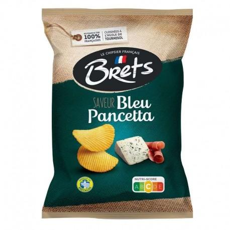 Chips Bret's Bleu Pancetta 125g