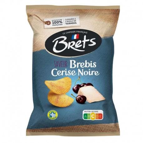 Chips Bret's Brebis Cerise Noire 125g