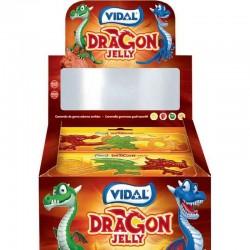 Dragon jelly - bestioles gélifiées Vidal en stock