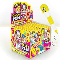 Dr lab pen Johny Bee popping candy en stock