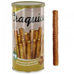 Cigarettes Craquise caramel au beurre salé 135g en stock