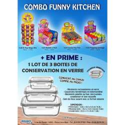 Combo Funny Kitchen en stock