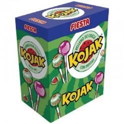 Sucettes Kojak gum Pastèques Fiesta en stock