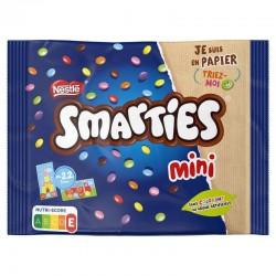 Smarties mini sachet 315g en stock