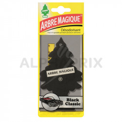 Arbre magique black classique en stock