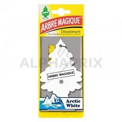 Arbre magique arctic white en stock