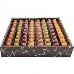 Cloches en Pâte de Fruits Luxe boîte kg