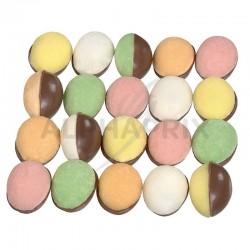 Oeufs fondant et chocolat 1kg Hamlet en stock