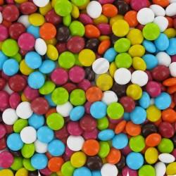 Mini confettis MULTICOLORES - 200g en stock