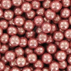 Perles au sucre ROSE GOLD - 1kg en stock