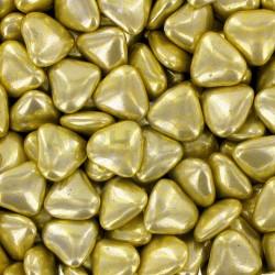 Coeurs mignon au chocolat OR - 1kg