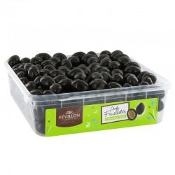 Oeufs feuilletés noir 1kg Révillon en stock