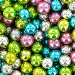 Perles au sucre MULTICOLORE - 1kg en stock