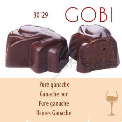 ~Chocolat noir ganache pur vrac en stock