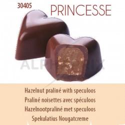 Chocolat noir praliné noisette speculoos vrac