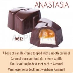 ~Chocolat noir caramel doux crème vanille vrac