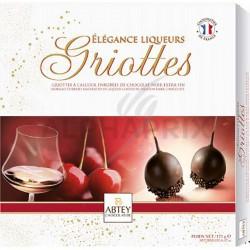 Griottes boîte Elégance 175g Abtey