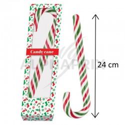 ~Maxi candy cane 100g 24cm en stock