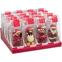 Moulages de Noël figurines 55g