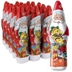 Père Noël chocolat au lait s/alu 150g
