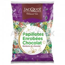 Papillotes chocolat coussin 1kg (940g net) Jacquot