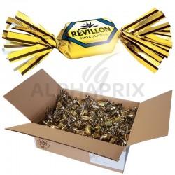 Papillotes malakoffs lait 5kg (4.6kg net) Révillon en stock