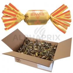 Papillotes douceurs chocolatées céréales craquantes lait 4.1kg en stock