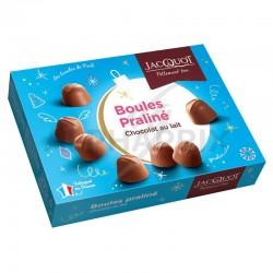 Boules praliné et chocolat au lait - 1kg