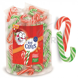 Mini Candy Canes Xmas