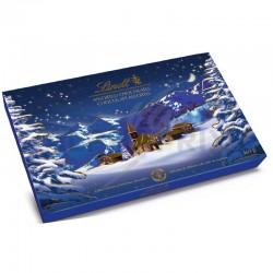 Lindt boîte décor Noël 469g