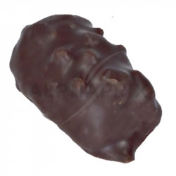 Malakoffs pralinés noir kg COULOIS