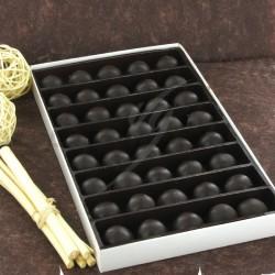 Boules crème onctueuse noir kg COULOIS