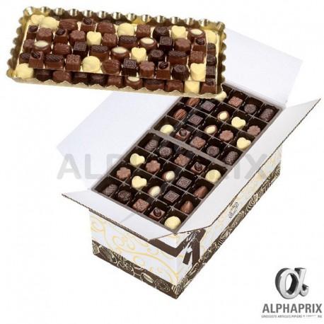 Chocolats selection kg Hamlet