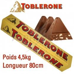 Toblerone géant 4.5kg