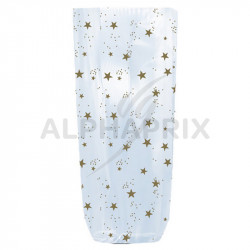 Sac fond carton décor stars 120 x 260 en stock