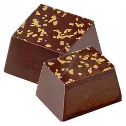 ~Pavé truffe chocolat noir Guyaux en stock