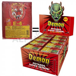 Pétards super démon en stock