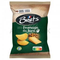 Chips Brets fromage du jura 125g