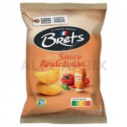 Chips Brets saveur andalouse 125g