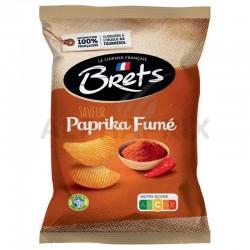 Chips Brets paprika fumé 125g