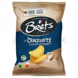 Chips Brets nature craquante 125g en stock