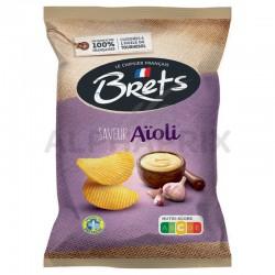 Chips Brets aïoli 125g